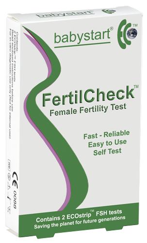 FertileCheck Female Fertility Test